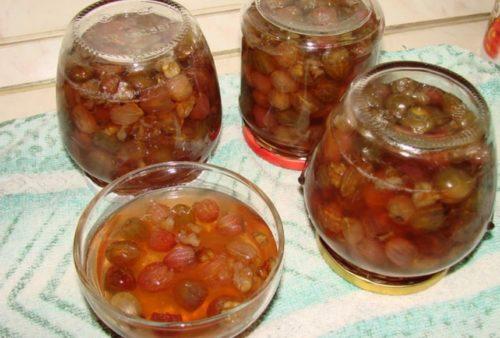 Варенье из крыжовника на зиму - 9 рецептов с фото