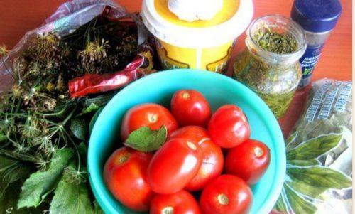 Помидоры черри на зиму - 15 рецептов с пошаговым фото