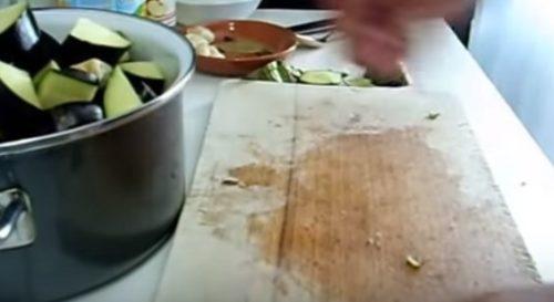 Маринованные баклажаны быстрого приготовления - рецепты на зиму