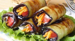 Блюда из баклажанов в духовке - 4 быстрых и вкусных рецепта