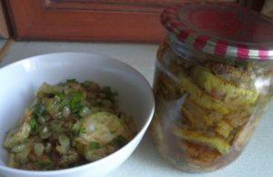 Салаты из кабачков на зиму без стерилизации - 19 вкусных рецептов