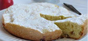 Шарлотка с яблоками в духовке: 6 простых пошаговых рецептов  с картинками