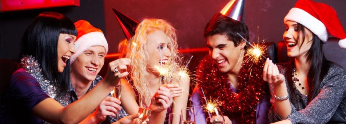 Сценарий на корпоратив на Новый год 2021- сказка-шутка для веселой компании