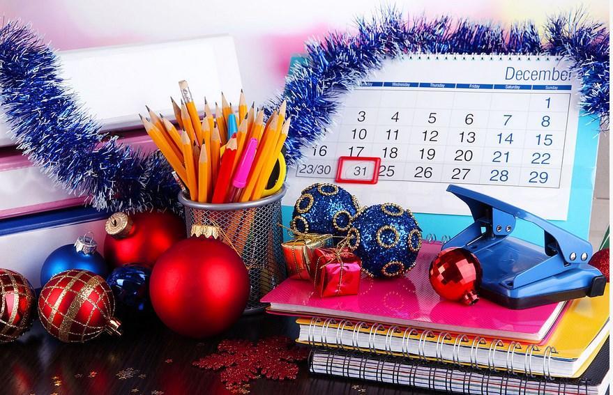 Как отдыхаем в Новом году? Календарные праздники и выходные дни 2018 года