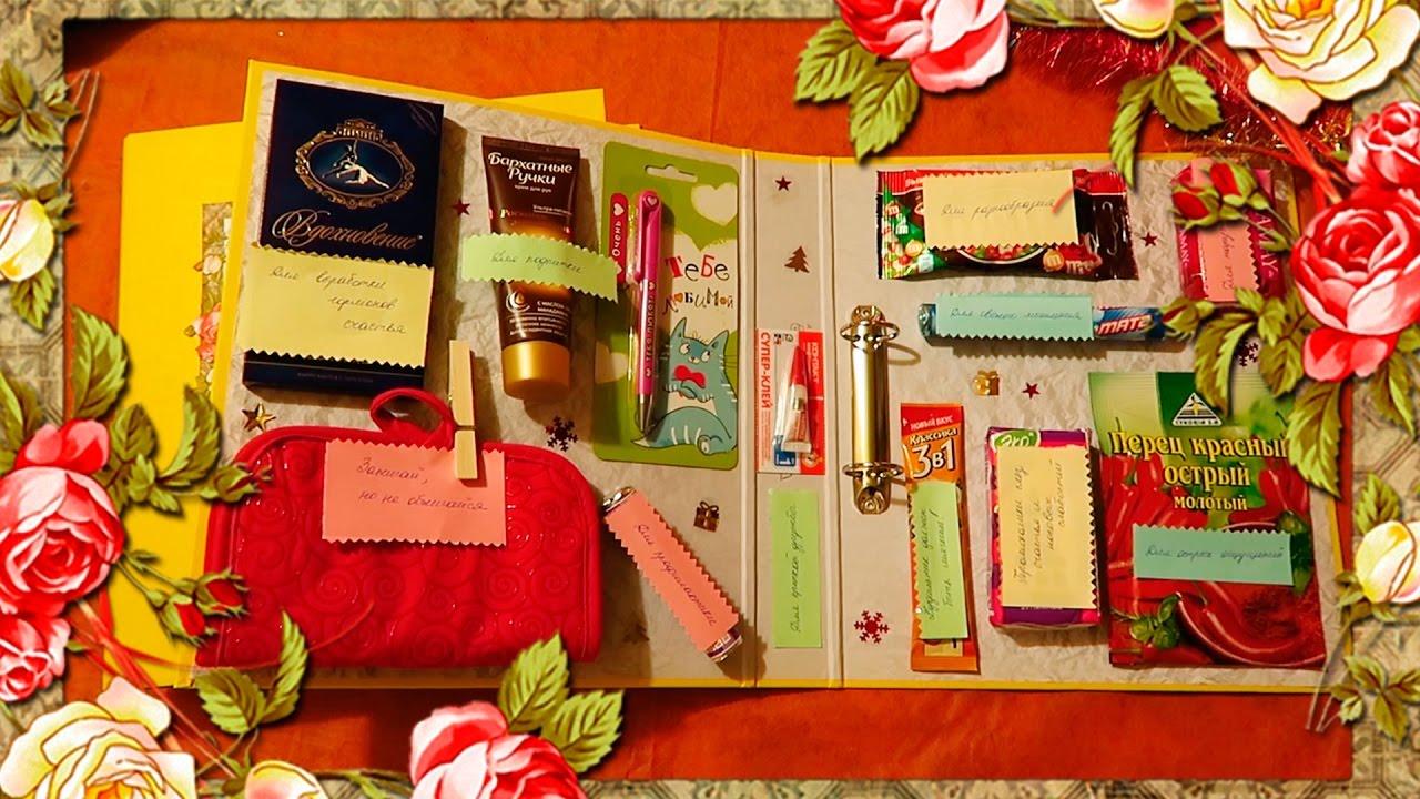 Подушка в подарок своими руками 11
