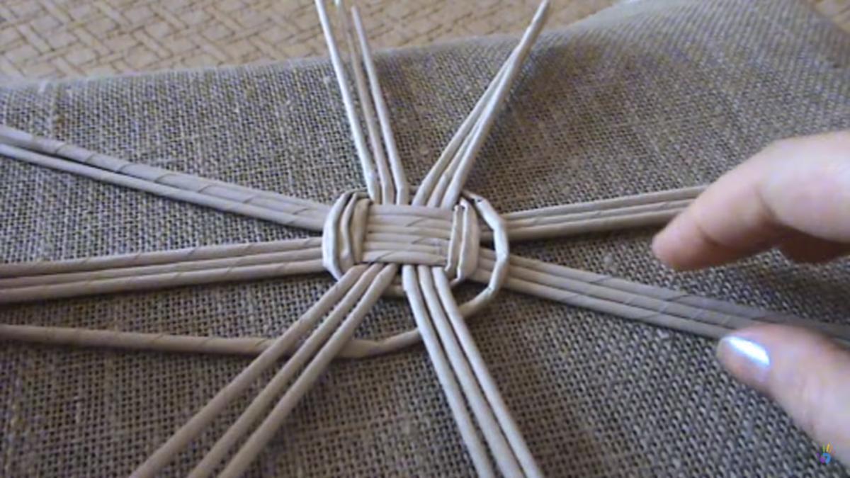 Пасхальные корзинки своими руками из подручных материалов