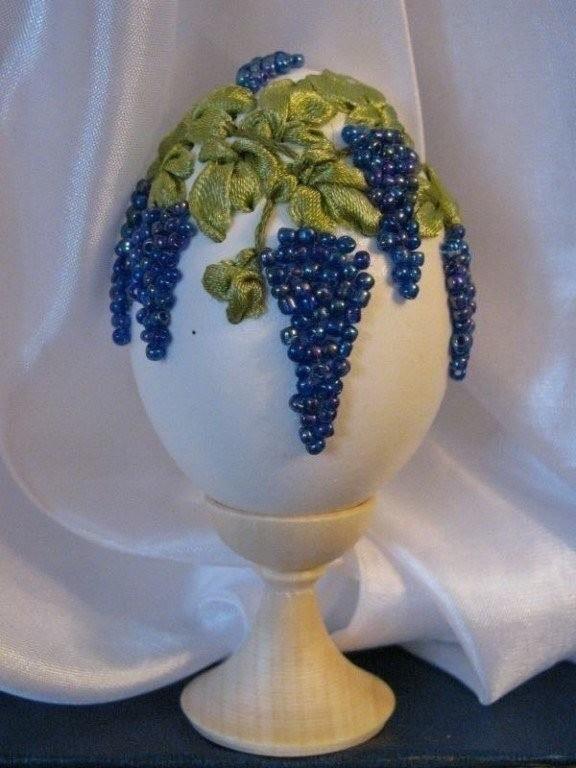 Шелковые цветы из лент своими руками фото 76
