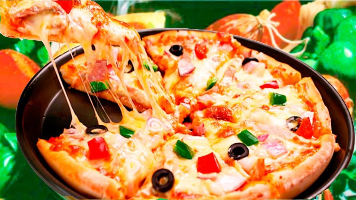 Пицца на сковороде за 5 минут - простые рецепты с фото