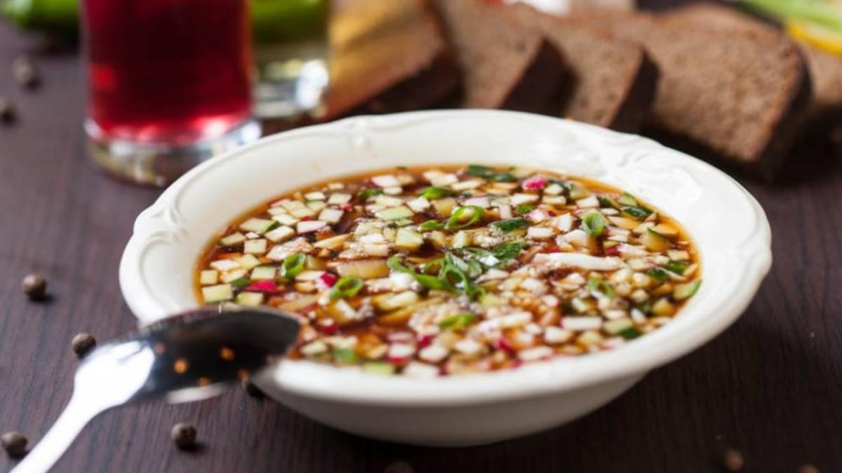 Окрошка с квасом – 10 разнообразных рецептов приготовления вкусной окрошки
