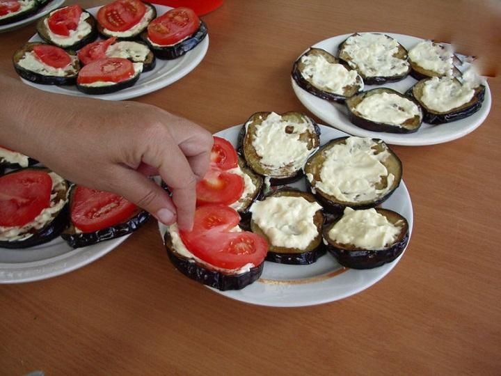 Как пожарить баклажаны на сковороде быстро и вкусно - 5 пошаговых рецептов