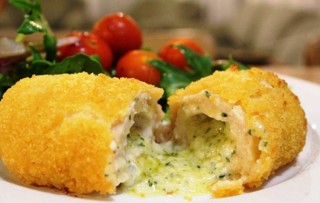 Котлеты по-киевски из куриного филе - рецепты с фото