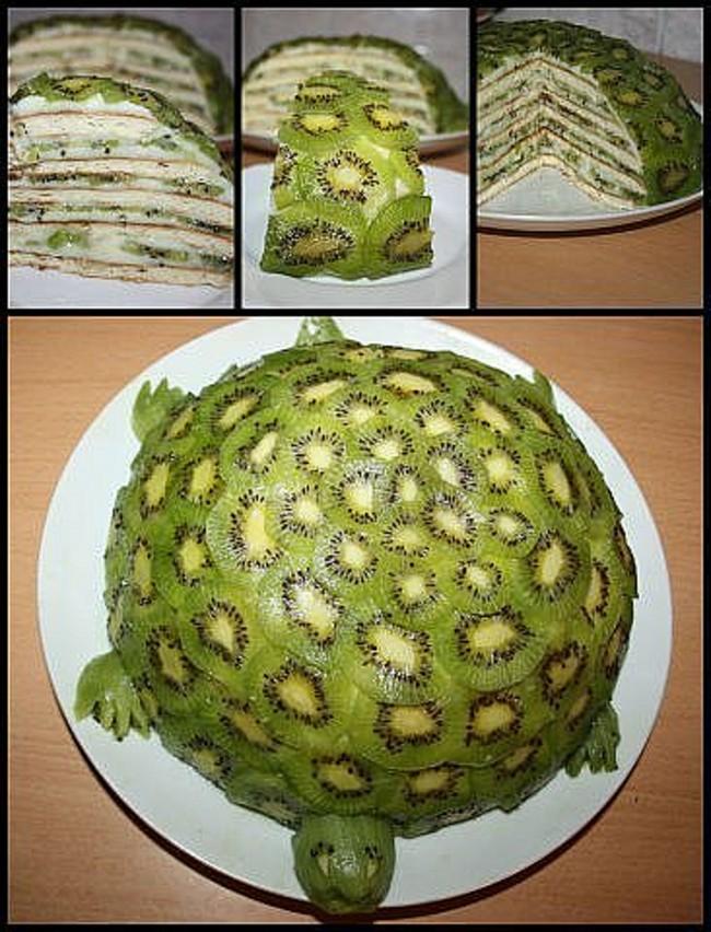 Торт черепаха - простые классические рецепты с фото