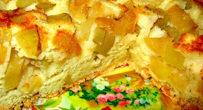 Пироги с яблоками в духовке - легкие рецепты с фото