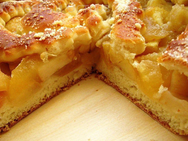 Шарлотка с яблоками в духовке - 24 пошаговых рецепта с фото