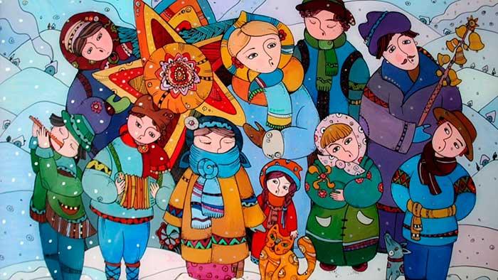 Рождественский сценарий «Колядки матушки-зимы» на 2020 год . Сценарий на Рождество для детей