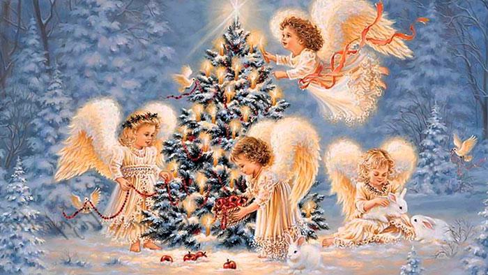 Сценарий празднования Рождества для взрослых и детей