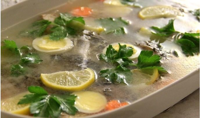 Заливная рыба - рецепты приготовления с фото