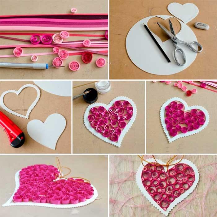 подарок сделанный своими руками с картинками чистого сердца днём