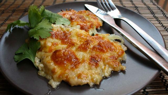 Мясо по-французски с картошкой: 5 пошаговых фото рецептов приготовления в духовке