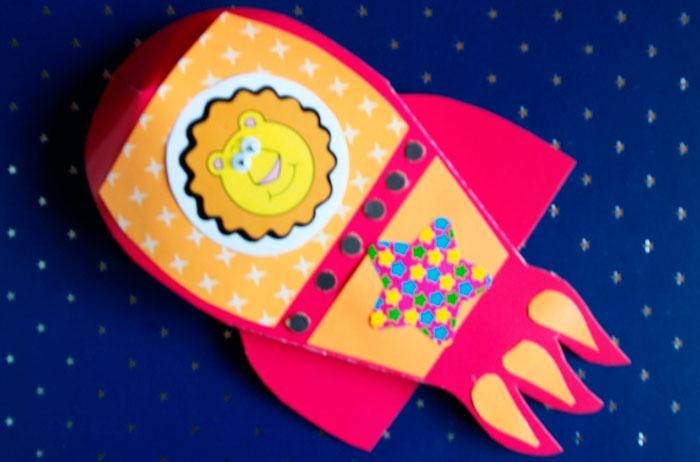 Что картинки, открытки на космическую тематику своими руками для детей