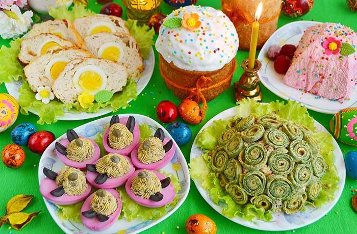 Салаты на пасху 2019: рецепты пошаговые простые и вкусные