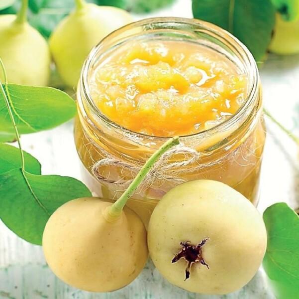 Варенье из груш с апельсином – пошаговый рецепт