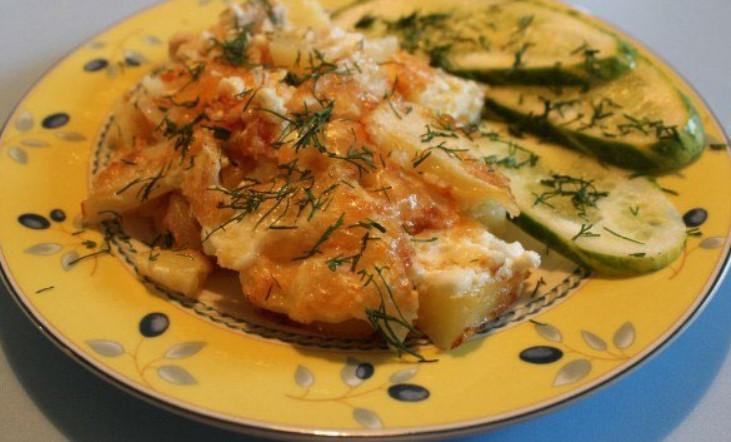 Картошка в духовке – 10 пошаговых рецептов