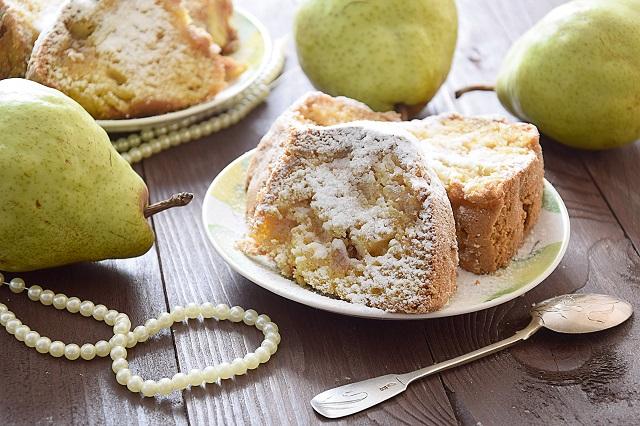 Самая вкусная шарлотка с яблоками в духовке