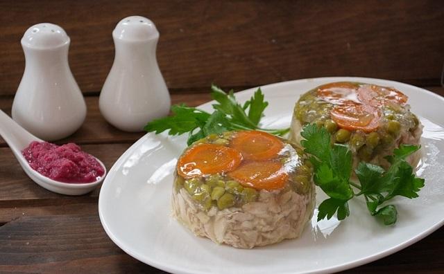 Холодец - 5 пошаговых рецептов приготовления домашнего холодца