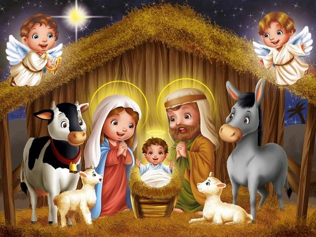 Сценарий проведения Рождества для детей