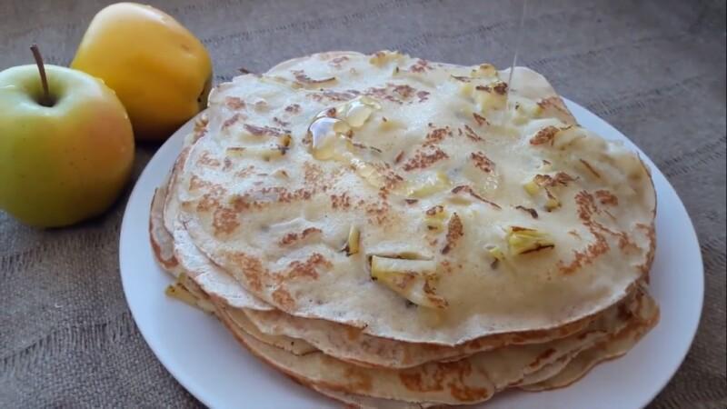 Рецепты на масленицу - 7 вкусных рецептов от знаменитых шеф-поваров