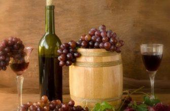 Вино из винограда Изабелла в домашних условиях - простой пошаговый рецепт