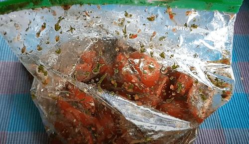Встряхиваем помидоры