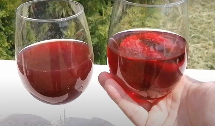Очистка домашнего вина подручными средствами