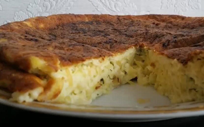 запеканка из кабачков в мультиварке с сыром