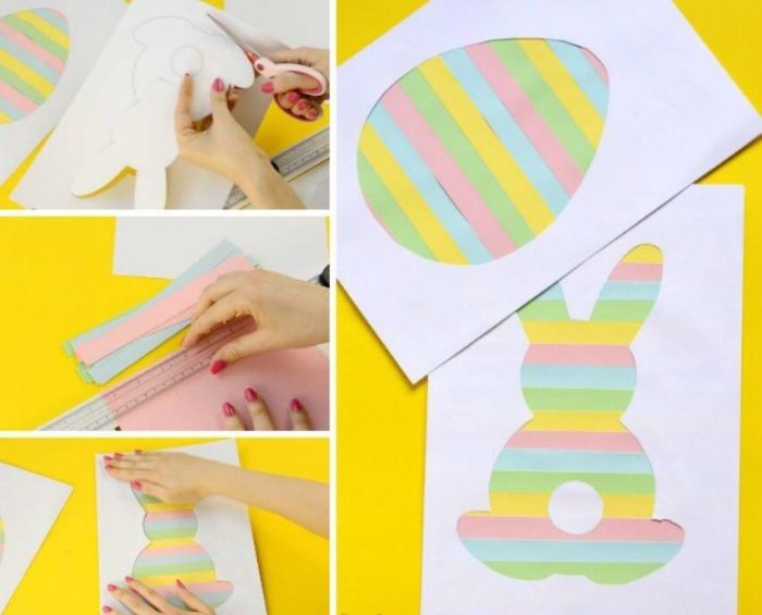 Красивые открытки на Пасху 2021 своими руками для детей