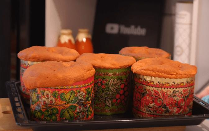 Самые вкусные рецепты кулича на Пасху на 1 литр молока на живых и сухих дрожжах